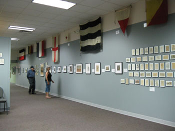 Brushes With War gallery, 1914-1915 sections