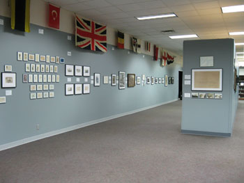 Brushes With War gallery, 1916 section