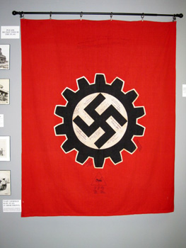 Nazi German RAD flag
