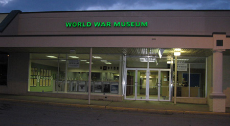 Exterior of WWHAM in Alliance, Ohio